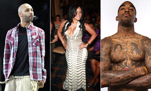 Joe Budden Tahiry Jose Love and Hip Hop