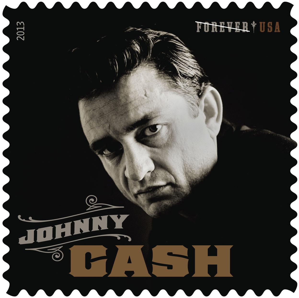 HI-RES PHOTO Johnny Cash