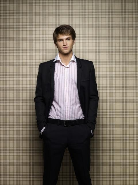 Keegan Allen as Toby Cavanaugh from Pretty Little Liars Season 3b