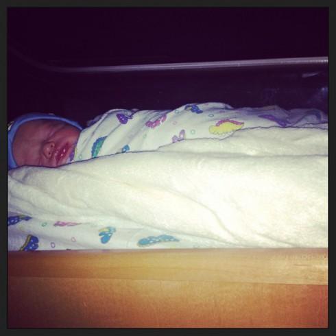 16 & Pregnant Kristina Head son Tommie Joseph baby photo