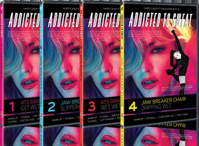 Madonna DVDs