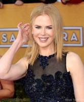 Nicole Kidman at Golden Globes 2013