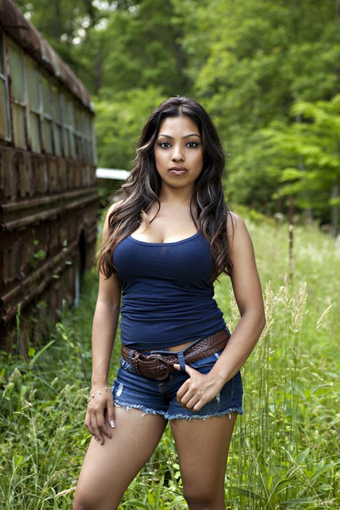 Buckwild Salwa Amin hi res photo from MTV