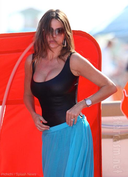 Sofia Vergara Miami Beach