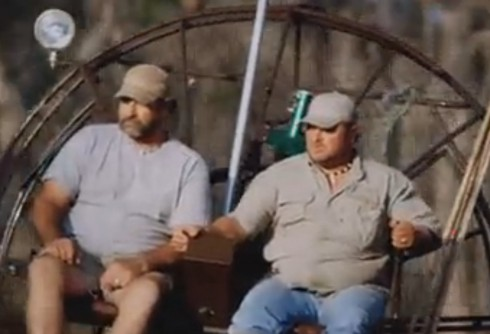 Swamp People T-Royand Bigfoot
