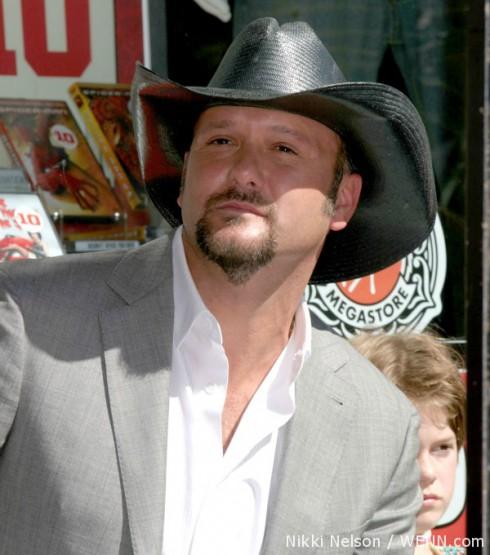Tim McGraw in 2006