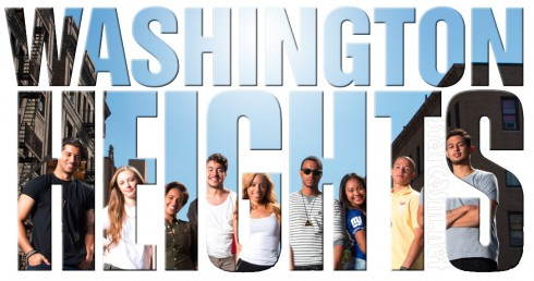 MTV Washington Heights logo graphic
