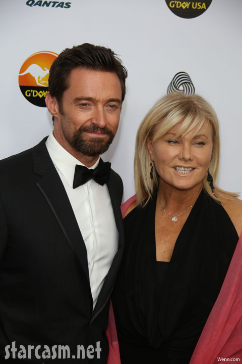 Who is Hugh Jackman's wife Deborra-Lee Furness age? PHOTO ...