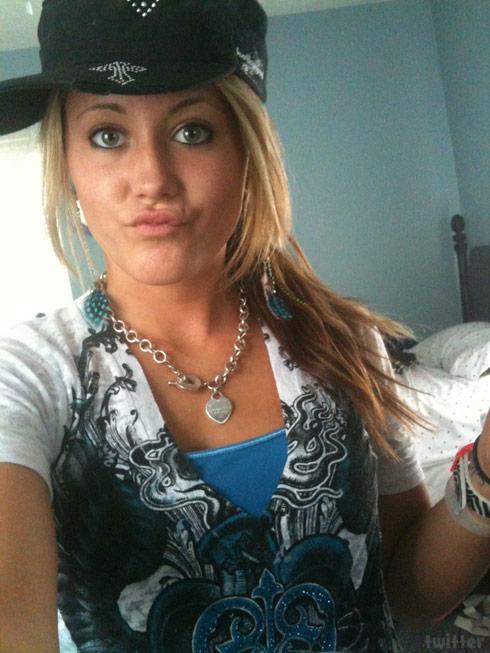 Gangsta Jenelle Evans