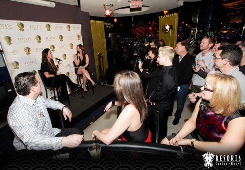 'Real Housewives of Beverly Hills' star Kyle Richards at Reality Check at Resorts Casino