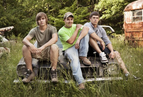Guys of Buckwild Joey Shain Tyler