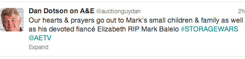 Dan Dotson Mark Balelo tweet