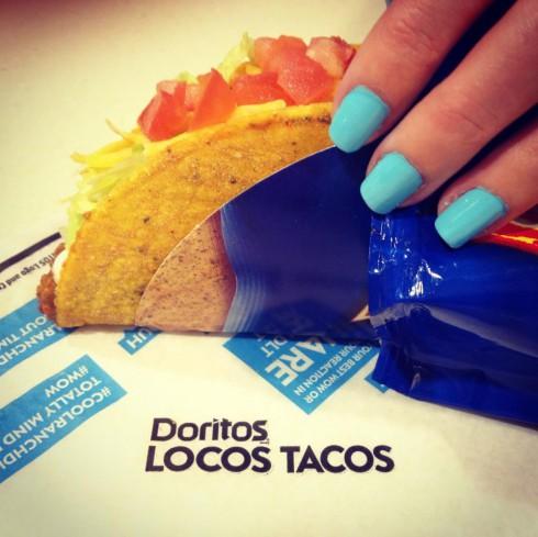 Doritos Locos Taco Bell