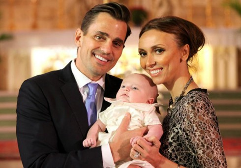 Duke Rancic Baptism