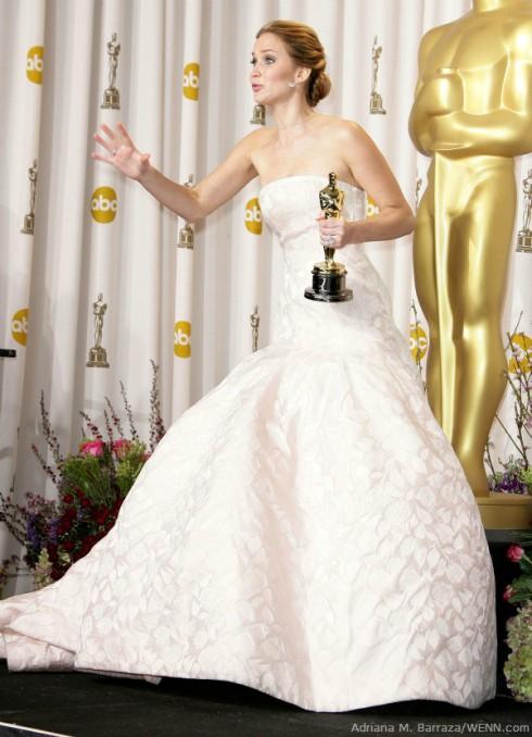 Jennifer Lawrence Apology