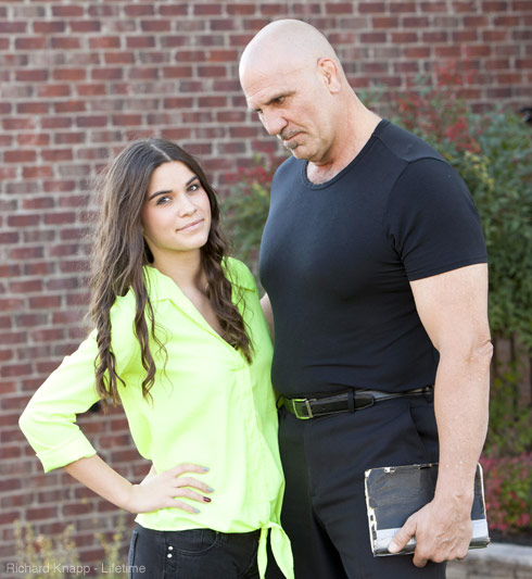 Kolby and Nikita Koloff of Preachers' Daughters