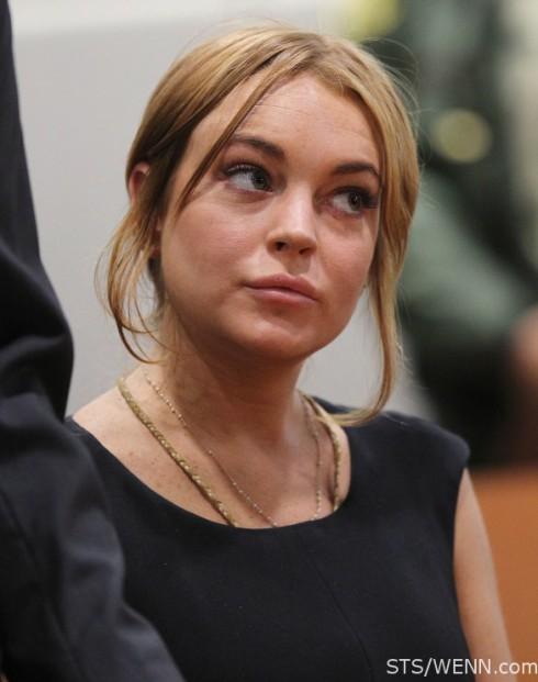 Lindsay Lohan L.A. court