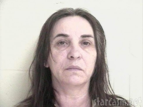 Lottie Stanley mug shot photo