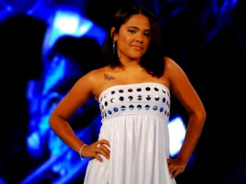 Martha Heredia on Latin American Idol