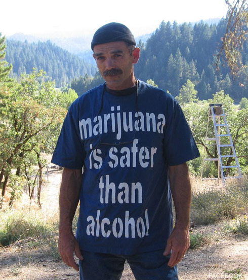 Mike from Weed Country