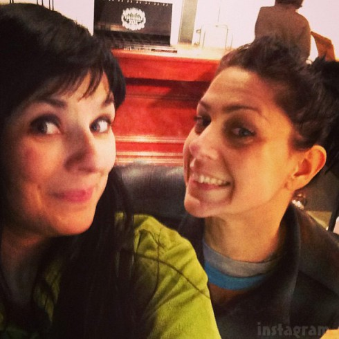 Danielle Colby and Remey Rozin of Broken Cherry in Chicago