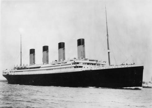 Original Titanic 1912