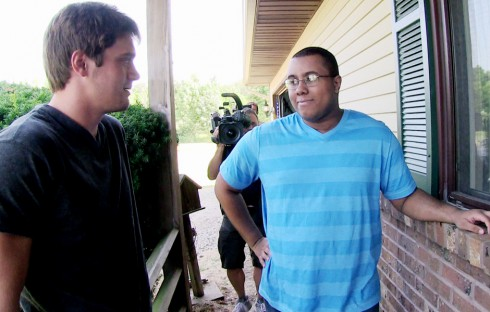 Tyler and Aaron from Catfish