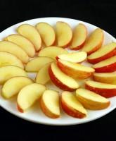 Apples 385 grams = 200 Calories