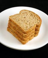 Flax Bread 90 grams = 200 Calories