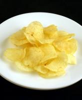 Potato Chips 37 grams = 200 Calories