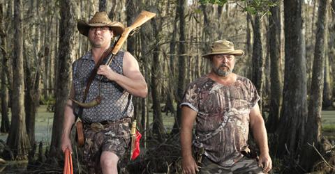 New Swamp People Jeromy Pruitt David LaDart