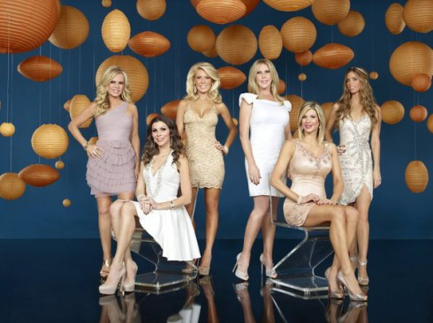 The Real Housewives of Orange County Season 8 cast photo