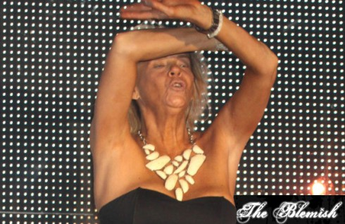 Tanning Mom Patricia Krentcil partying
