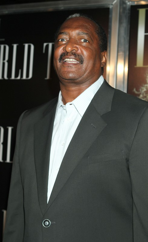 Beyonce's dad Matthew Knowles attends School of Visual Arts presents a screening of 'Beyonce: I am - World Tour Live' in New York City, USA.