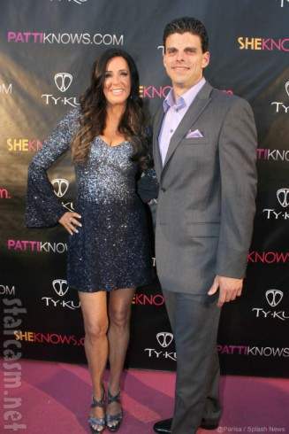 VIDEO Patti Stanger and boyfriend David Krausse on GMA