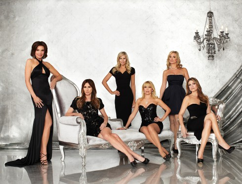 The Real Housewives of New York City season 5 cast photo