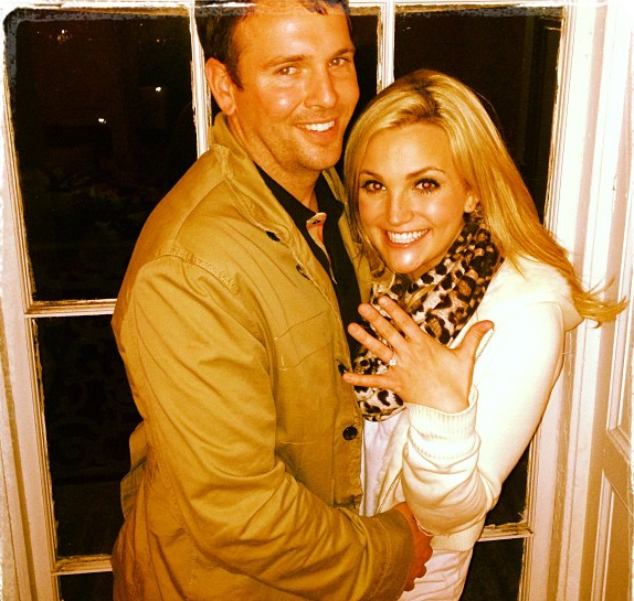 Jamie Lynn Spears engagement ring photos! Who is fiance ...