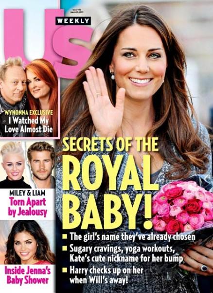 Kate Middleton Us Weekly