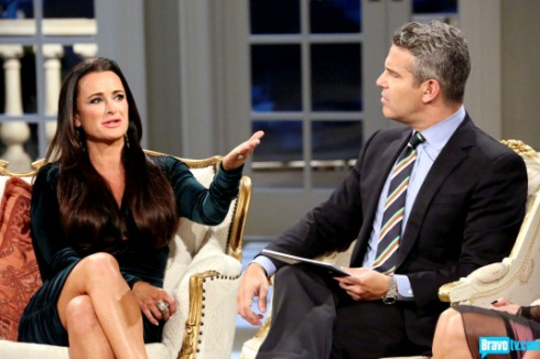 Kyle Richards Housewives of Beverly Hills Reunion