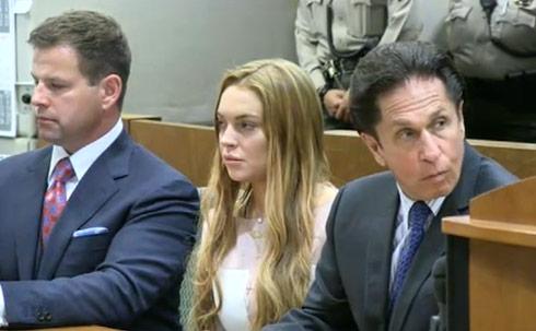 Lindsay-Lohan-court