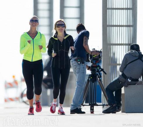 Alexia Echevarria and Marysol Patton begin filming The Real Housewives of Miami Season 3