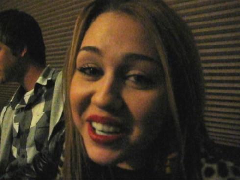 Miley Cyrus Salvia Video