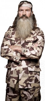 Phil Robertson Duck Dynasty camo