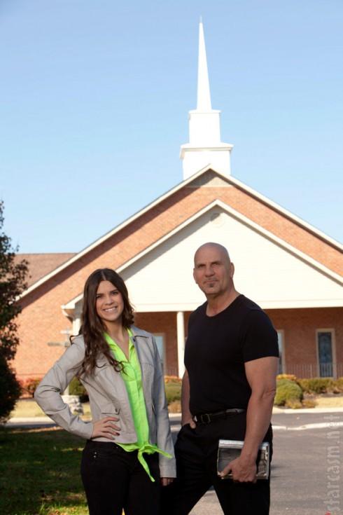Preachers's Daughters Kolby's dad Nikita Koloff church
