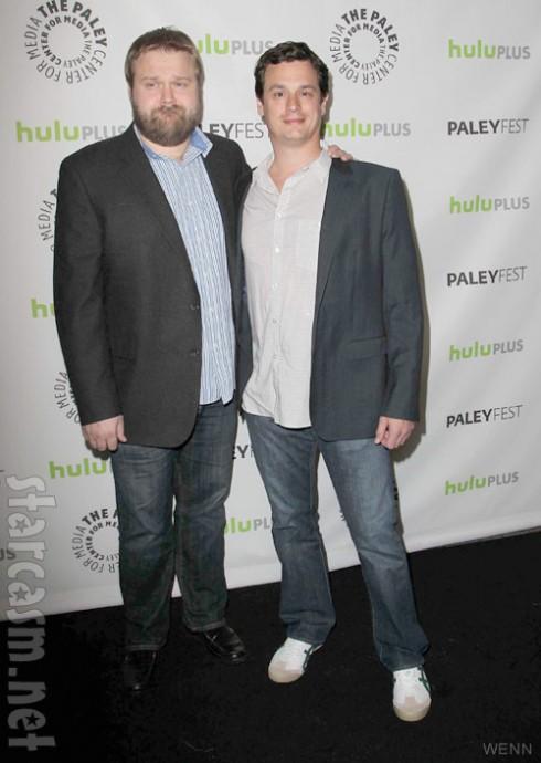 The Walking Dead Executive Producers Robert Kirkland David Alpert
