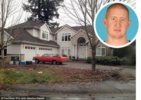 Former NBA player Robert Swift home photo