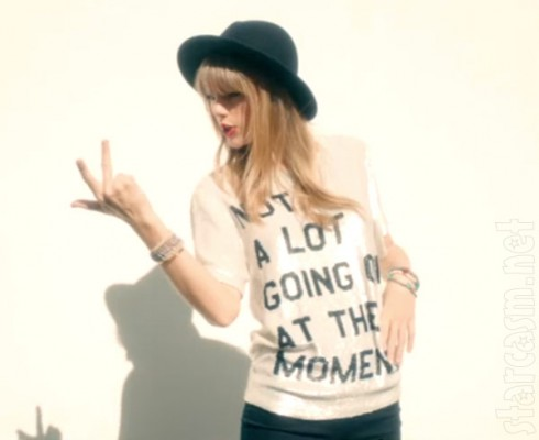 Taylor Swift Not a lot going on at the moment shirt 22