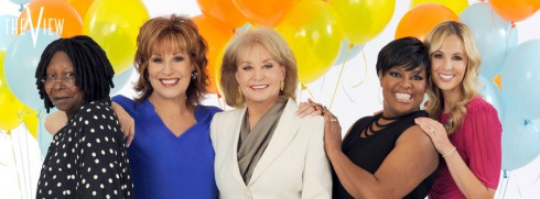 The View Co-Hosts 2013