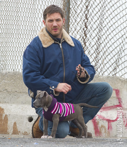 Tom Hardy Animal Rescue film