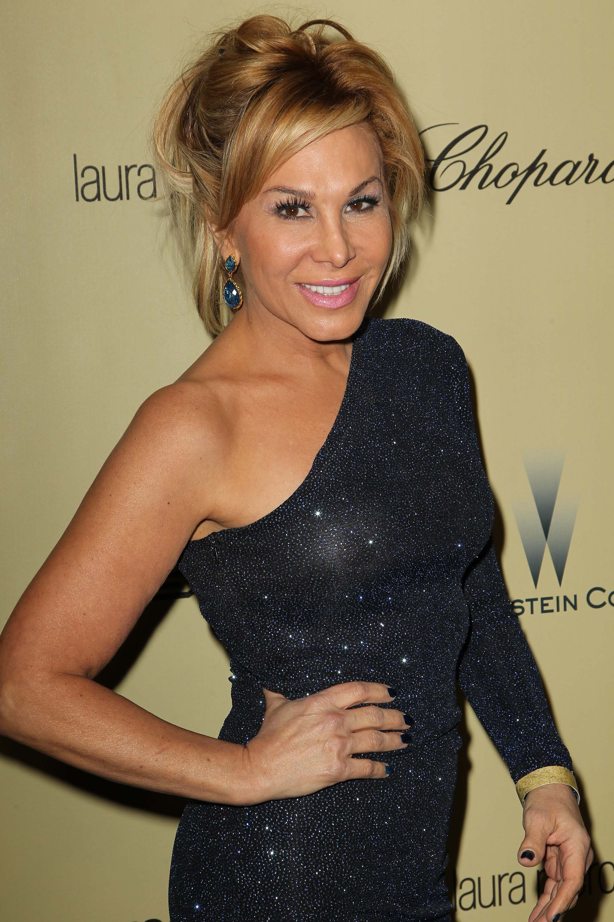 Adrienne real housewives of beverly hills hookup